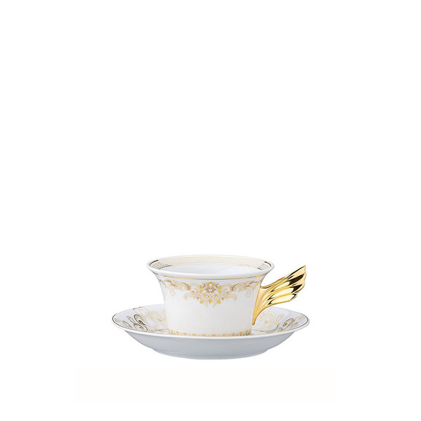 чаша и чинийка за чай Versace Medusa Gala Tea cup & saucer