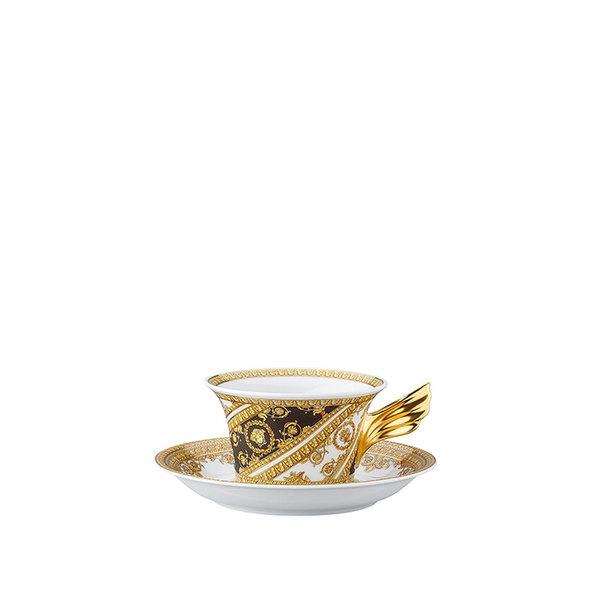 чаша и чинийка за чай Versace I Love Baroque 25 years