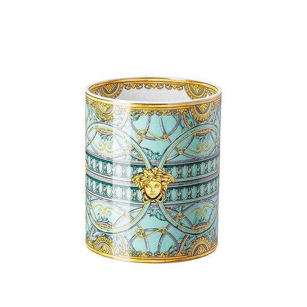 ваза Versace Scala Palazzo Verde Vase 18 cm