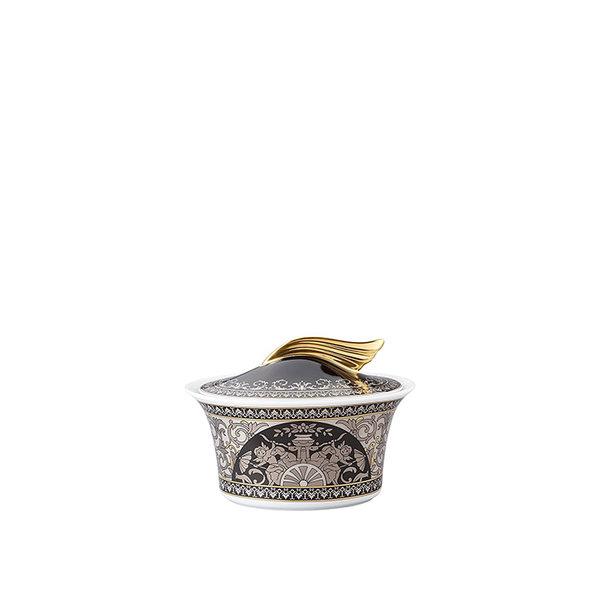 захарница Versace Medusa Silver Sugar bowl