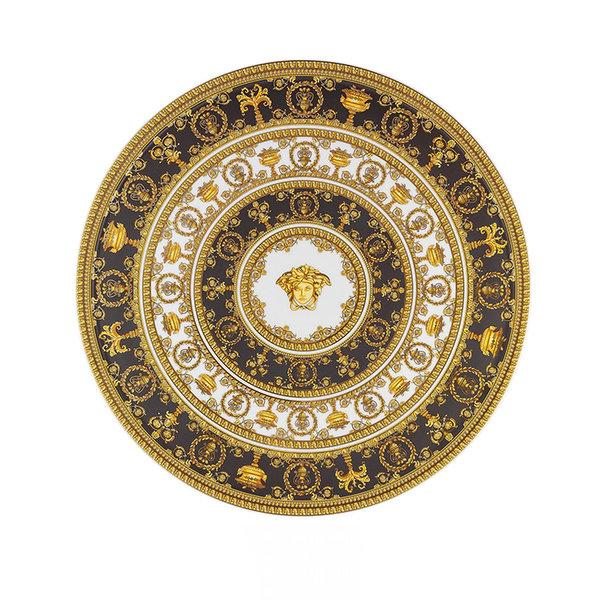 плато на краче Versace I Love Baroque Tartplate on Foot