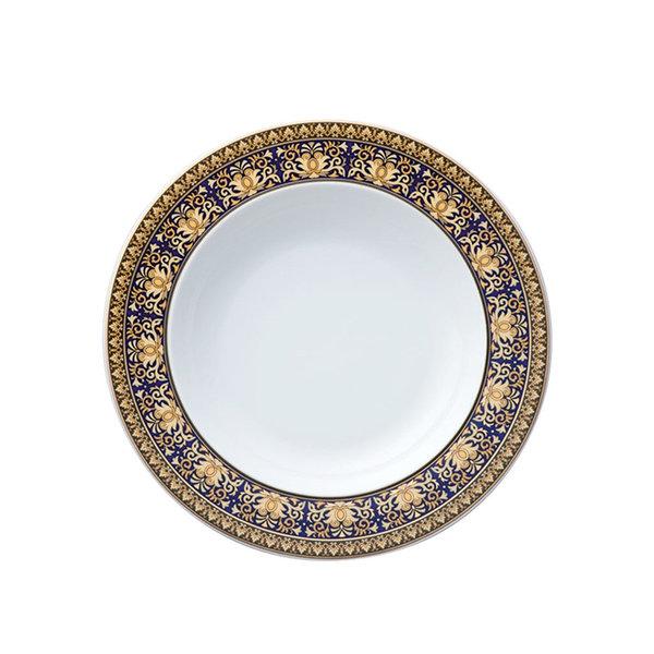дълбока чиния Versace Ikarus Medusa blue Plate deep 22 cm