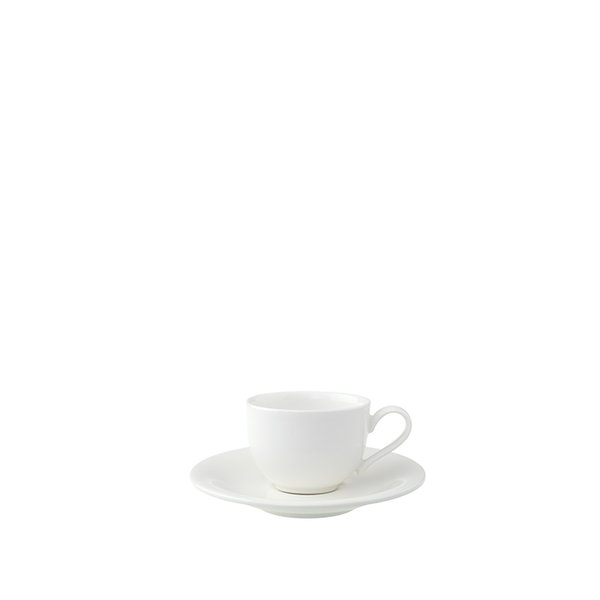 чаша с чинийка за еспресо Villeroy & Boch, New Cottage Basic Espresso