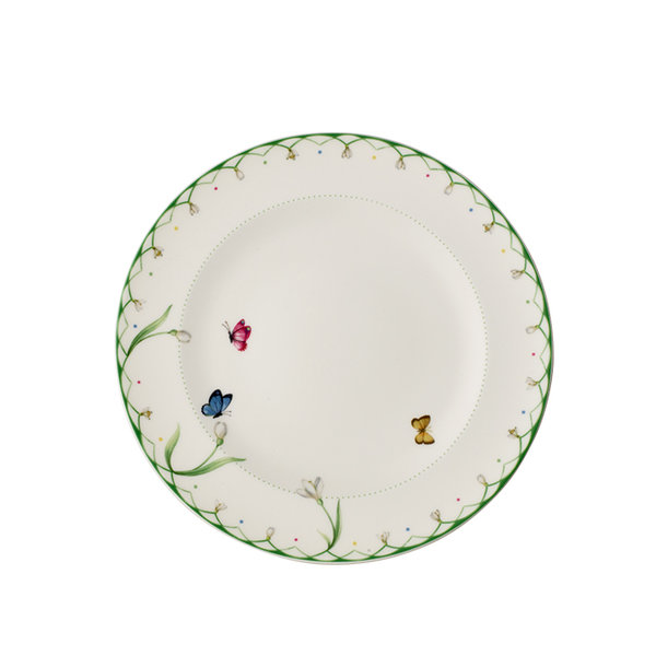 основна чиния Villeroy & Boch, Colourful Spring Flat