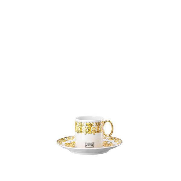 чаша и чинийка за еспресо Versace Medusa Rhapsody Espresso cup & saucer