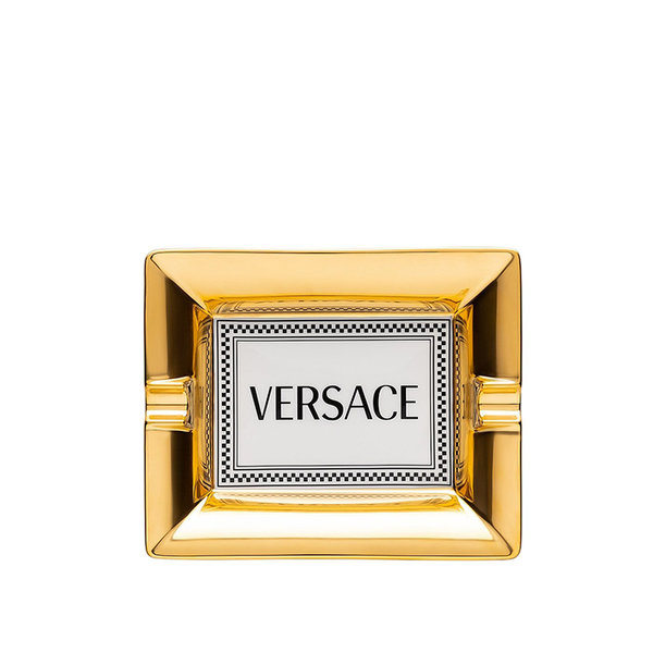 пепелник Versace Medusa Rhapsody Ashtray 16 cm