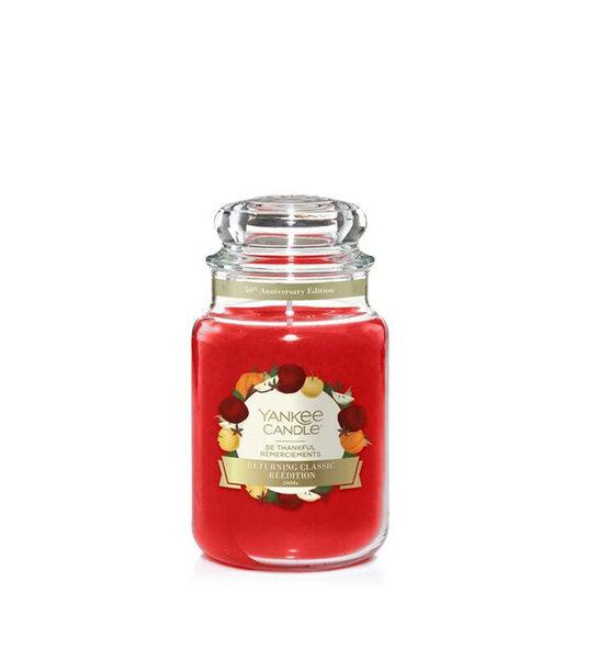 Свещ голям буркан Yankee Candle Be Thankful
