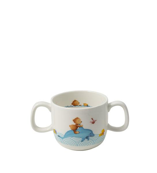 детска чаша с дръжка Villeroy & Boch Happy as a Bear