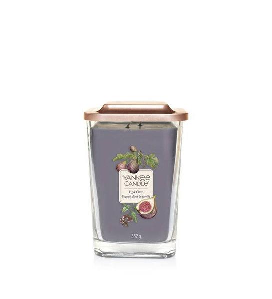 свещ голям буркан Yankee Candle Fig & Clove