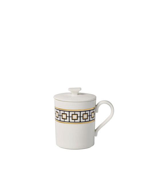 чаша/мъг с капаче Villeroy & Boch Metro Chic
