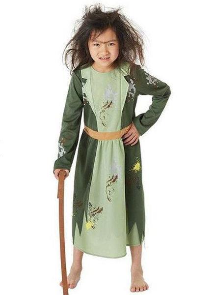 Нова карнавална рокля Roald Dahl 5-6г 7-8г.