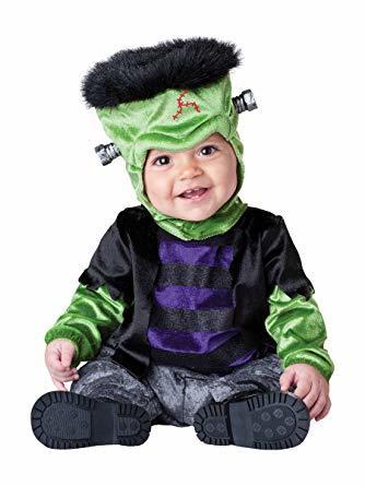 Нов костюм Halloween 9-12мес.