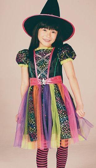 Нова карнавална бебешка рокля 0-6мес.