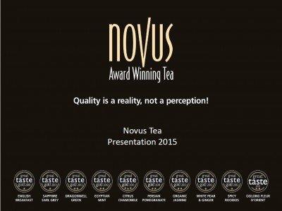 Първокласен Английски чай NOVUS