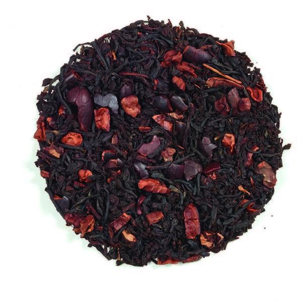 Чай Шоколад и Ванилия (ново, 15 бр. пирамидки)