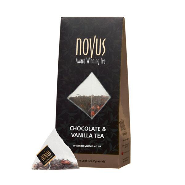 Чай Шоколад и Ванилия 15 бр. пирамидки