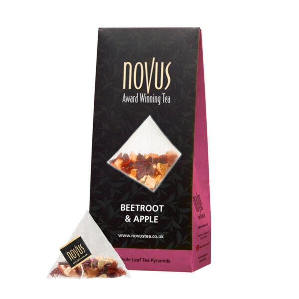 Чай Цвекло и Ябълка 15 бр. пирамидки
