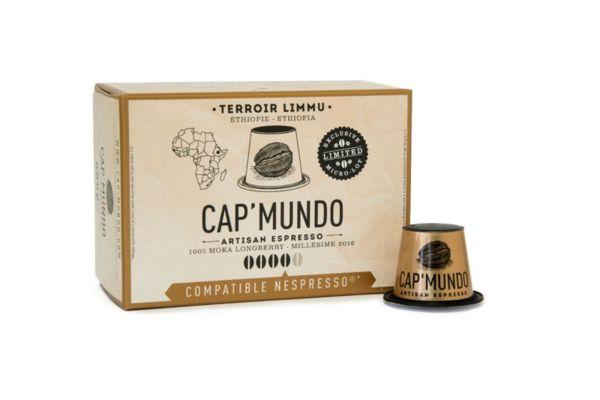 Кафе Капсули Terroir LIMMU  за Nespresso ®