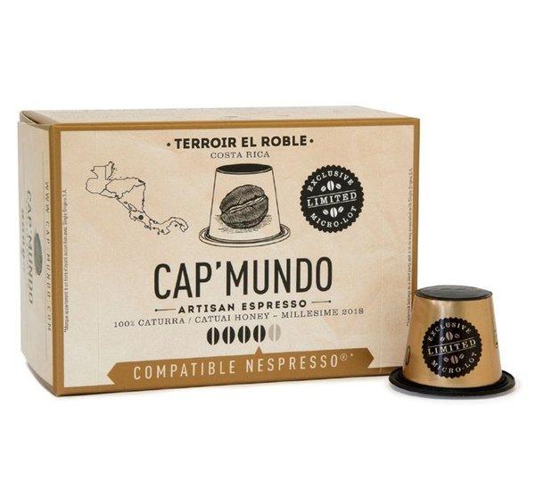 Кафе Капсули Terroir Costa Rica за Nespresso ®