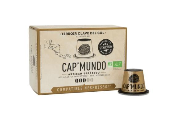 Кафе Капсули TERROIR CLAVE DEL SOL (HONDURAS BIO)