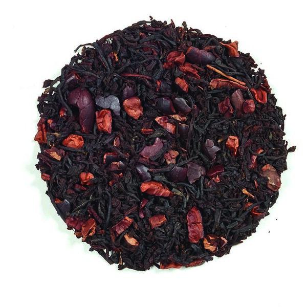 Чай Шоколад и Ванилия (цели листа)