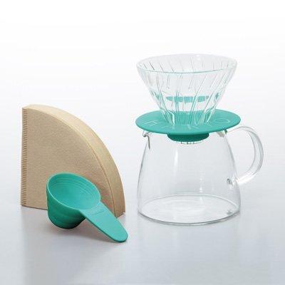 V60 Coffee Dripper от HARIO комплект(размер 01)